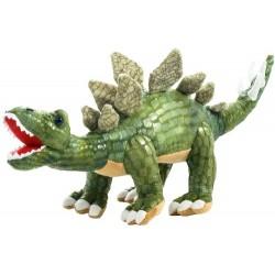 Dinozaur Stegozaur ciemny zielony 43cm Beppe