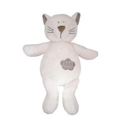 Pluszowy kot Luciano biały 30cm Beppe