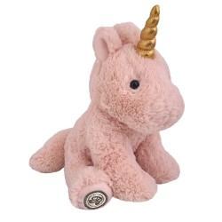 Pluszowy Jednorożec Lucio różowy 20cm Beppe