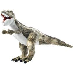 Dinozaur Tyranozaur brązowy 63cm Beppe