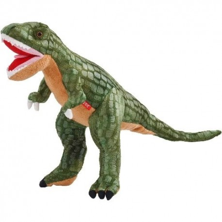 Dinozaur Tyranozaur zielony 78cm Beppe