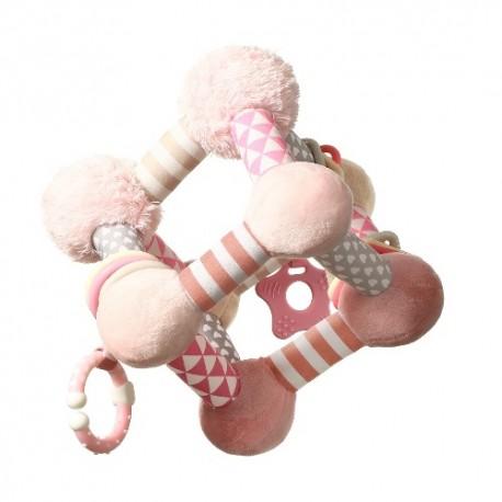 Zabawka edukacyjna PINK CUBE BabyOno