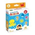 Gra dla dzieci MEMORKI OCEAN 2+ CzuCzu