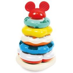 Piramidka kolorowa wieża Disney 6m+ Clementoni