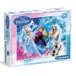Puzzle dla dzieci Frozen 60-el Clementoni