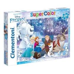 Puzzle dla dzieci Frozen 250-el Clementoni