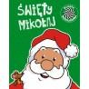 Święty Mikołaj ruchome obrazki Wilga