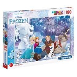 Puzzle dla dzieci Frozen 180-el Clementoni