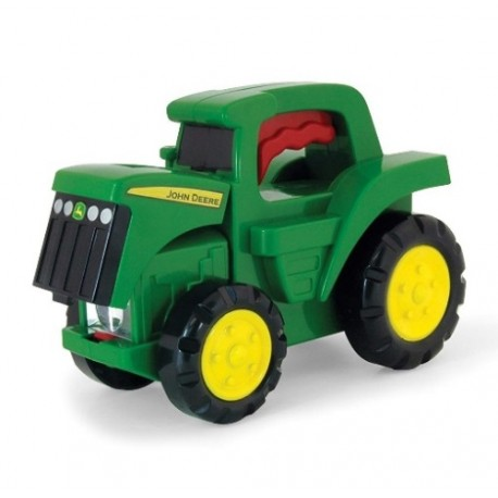 Traktor latarka z dźwiękiem John Deere TOMY