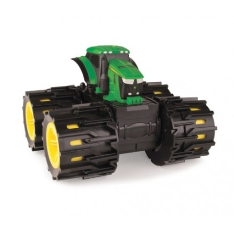 Mini traktor John Deere Mega opony TOMY
