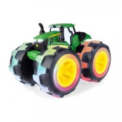 Traktor John Deere Mega świecące opony TOMY