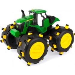 Traktor John Deere Opony z kolcami TOMY