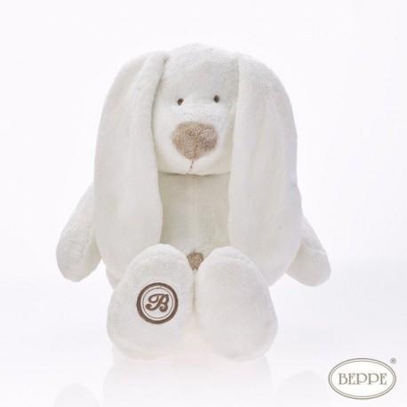 Maskotka Królik Blanche biały 30cm Beppe