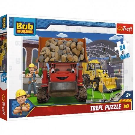 Puzzle BOB BUDOWNICZY Damy radę! Trefl
