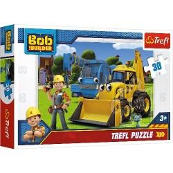 Puzzle BOB BUDOWNICZY Nowe wyzwanie Trefl