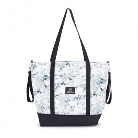 Torba do wózka Sage Green Shopper Bag Makaszka