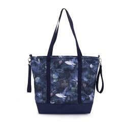 Torba do wózka Magic Forest Shopper Bag Makaszka
