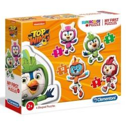 Puzzle dla dzieci Top Wing 2+ Clementoni