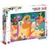 Puzzle dla dzieci Dinozaury 3+ Clementoni