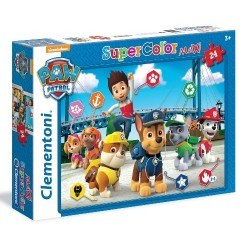 Puzzle dla dzieci Psi Patrol 24-el Clementoni