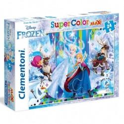 Puzzle Maxi Kraina Lodu II 3+ Clementoni