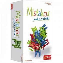 Gra zręcznościowa Mistakos Walka o stołki