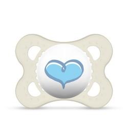 Smoczek MAM Love&Affection 2-6m biały