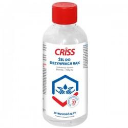 Żel do dezynfekcji rąk wirusobójczy CRISS 250ml