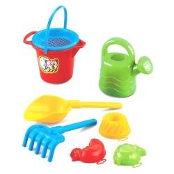 Zabawki do piasku KOMPLET DUŻY Marioinex