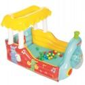 Kojec dla dzieci Pociąg + piłki Fisher-Price