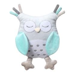 Przytulanka dla niemowląt OWL SOPHIA mięta Babyono