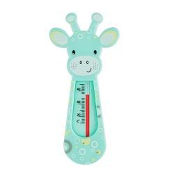 Termometr do wody Żyrafa miętowy BabyOno