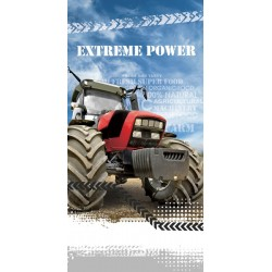 Ręcznik plażowy Traktor Carbotex