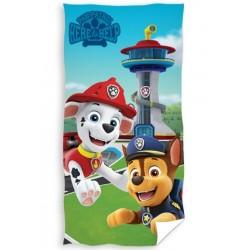 Ręcznik plażowy PSI PATROL Here to help Carbotex