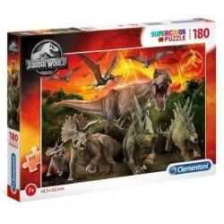 Puzzle Dinozaury Jurassic World 7+ Clementoni