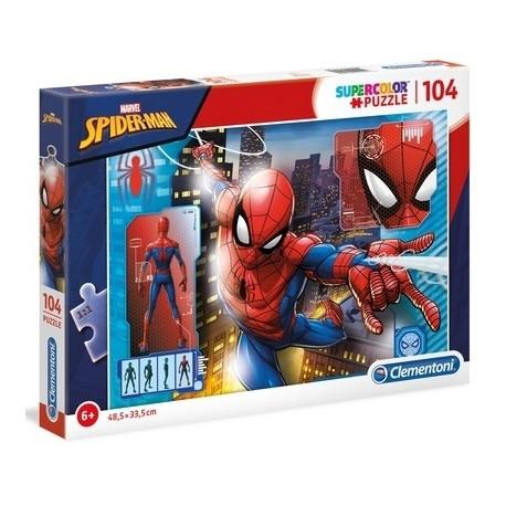 Puzzle Spider-Man 6+ Clementoni
