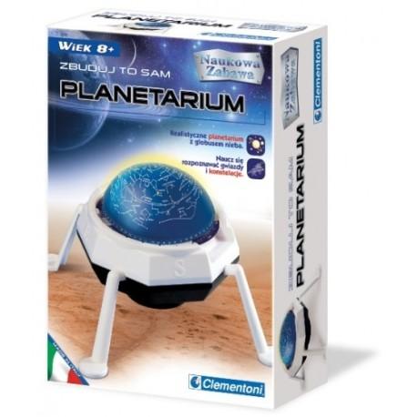 Zbuduj to sam Planetarium 8+ Clementoni