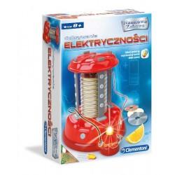 Odkrywanie Elektryczności 8+ Clementoni