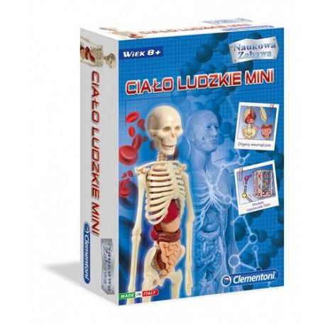Ciało ludzkie Mini 8+ Clementoni