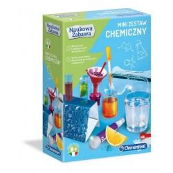 Mini Zestaw Chemiczny 8+ Clementoni