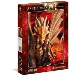 Puzzle fantasy Inner Strenght 1000 Clementoni