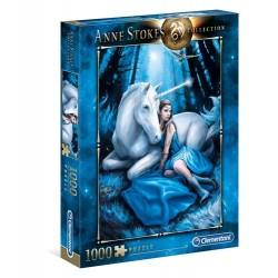 Puzzle fantasy Blue Moon 1000 Clementoni