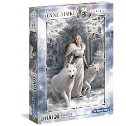 Puzzle fantasy Winter Guardians 1000 Clementoni
