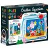 Play Creative Kreatywne akwarium 4+ Clementoni