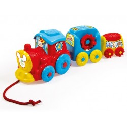 Pociąg Baby Disney 10m+ Clementoni