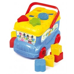 Autobus Baby Miki Disney 10m+ Clementoni