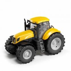 Zabawka Traktor żółty New Holland Adriatic