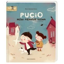 PUCIO mówi pierwsze słowa Nasza Księgarnia