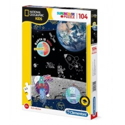 Puzzle National Geographic Space Explorer 6+