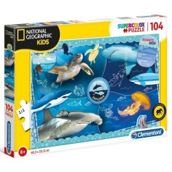 Puzzle National Geographic Ocean Explorer 6+
